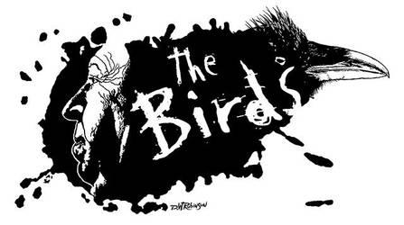 The Birds - Inkblot by wooden-horse
