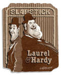 Laurel and Hardy by wooden-horse