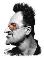 Bono by wooden-horse