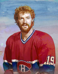 Larry Robinson by wooden-horse