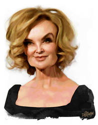 Jessica Lange by wooden-horse