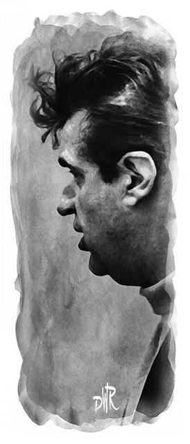 Francis Bacon by wooden-horse