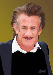 Sean Penn by wooden-horse