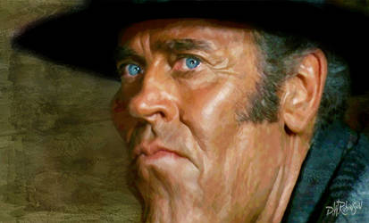 Henry Fonda As Frank by wooden-horse
