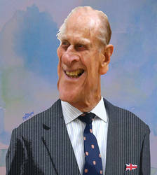 Prince Philip by wooden-horse