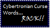Cybertronian Curse Words Rock Stamp by Lady-Autobot17