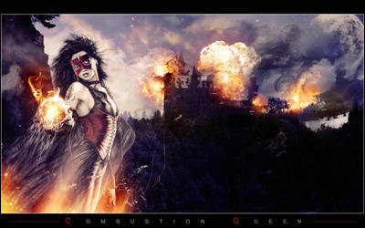 Combustion Queen by Sparrow-style