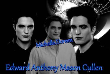 Edward Anthony Mason Cullen by MichelleDoreen