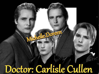 Doctor Carlisle Cullen by MichelleDoreen