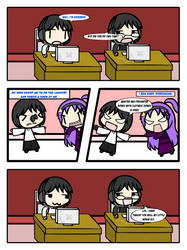 [4koma] Walfas ~ I'm grounded by gervin51