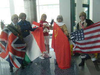 Hetalia by WickedTwist