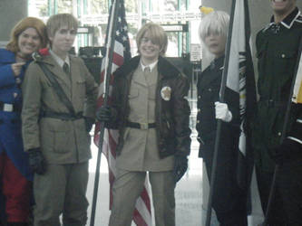 Hetalia Group by WickedTwist