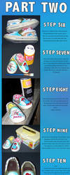 Shoe Tutorial II by ChumpShoes