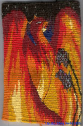 Phoenix Tapestry by Usei