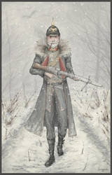 Kaiserjager by SUNSHINE1617