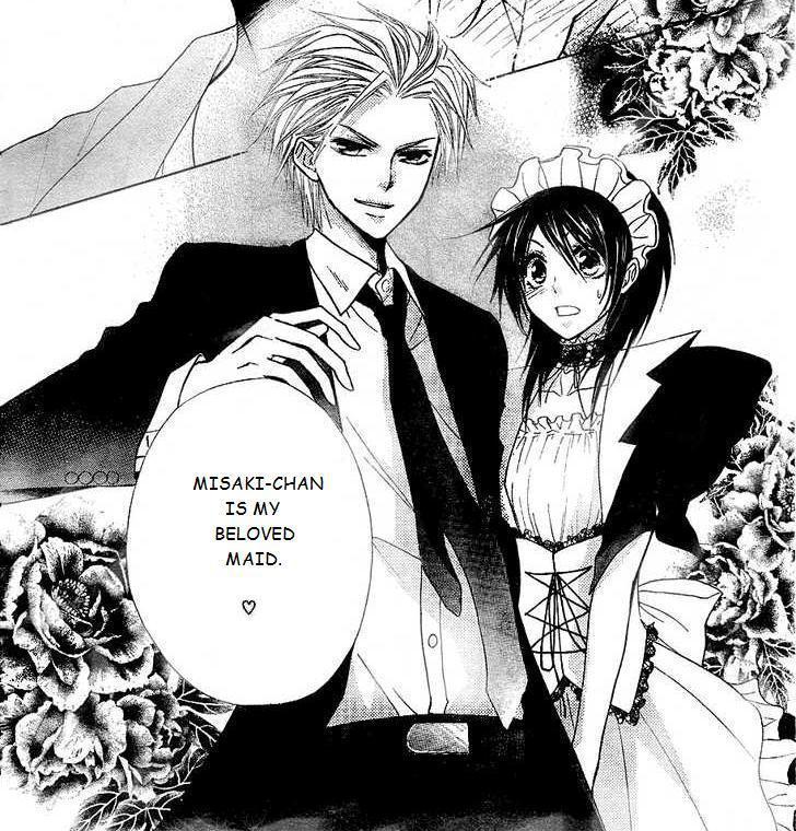 Takumis Beloved Maid By Ebony Rose13