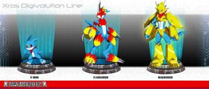 DWC Evolution line by izumi07