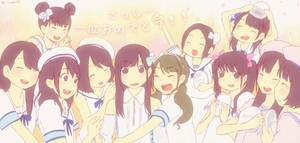 Congratulations, Sasshi! by izumi07
