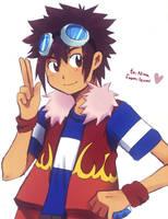 Daisuke for Nina by izumi07
