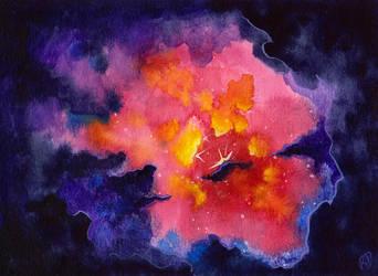 Warmup- Second Star by Kiki-Tayler