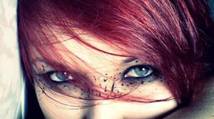 the red one by darkbylarissa