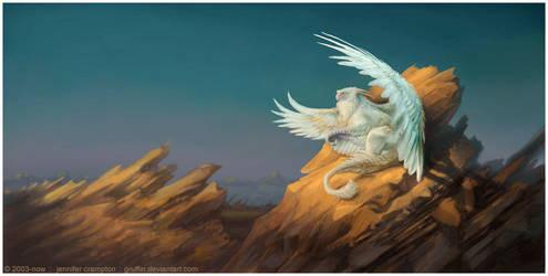Desert Queen by gruffin