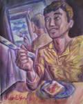 Wonder Bread by Sketchee