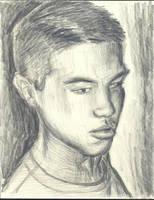 Self Portrait 2 by Sketchee