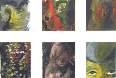 Six Views by Sketchee