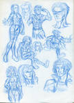 Sketchbook 40 by Sketchee
