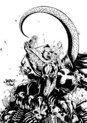 The Lizard by BrenGun