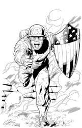 WWII Cap by BrenGun