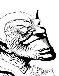 The Green Goblin by BrenGun