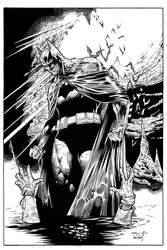 Batman Cave by BrenGun