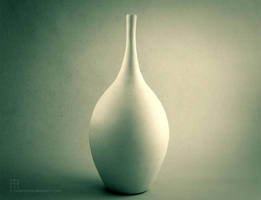 Bottle X by M-A-Ceramics