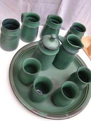 Green set - Assessment by M-A-Ceramics