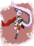 Vi X Final Fantasy 13 by ezioauditore97