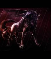 Blood Rain by RayCrystal