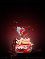 Cola Lover by Queen-Uriel