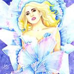 Happy Birthday Gagaloo by Queen-Uriel