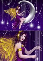 Midnight Melody by Queen-Uriel