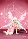 Cute Pink Diva by Queen-Uriel