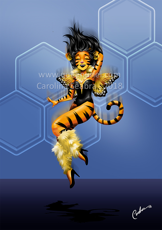 Tigger Fairy by Queen-Uriel