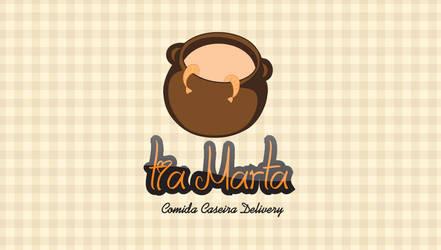 Tia Marta by tianeaquino