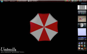 Umbrella Labs desktop by marr0w