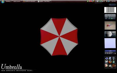 Umbrella Labs desktop by marr0w