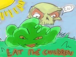 Eat the children? by marr0w