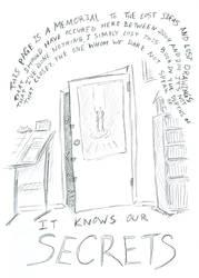 It Knows Our Secrets by marr0w