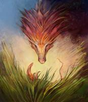 dragons by ola2103