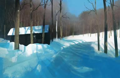 winter by ola2103
